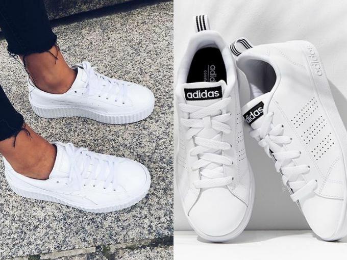 Модные кроссовки 2017