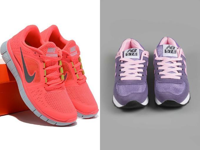 Варианты расцветки обуви в 2017 году