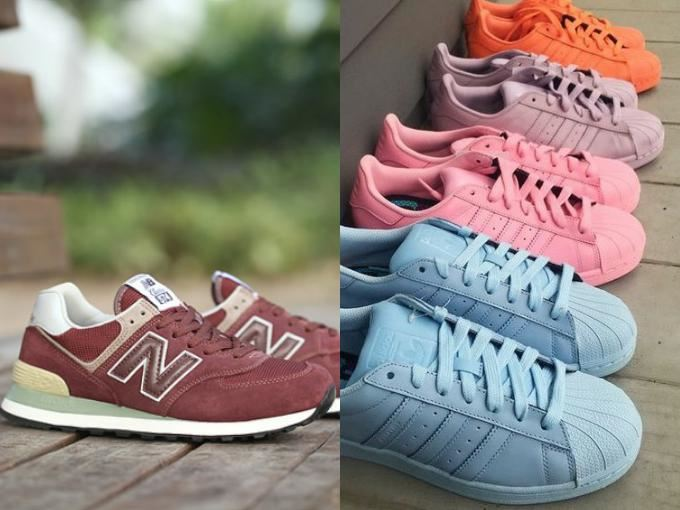 обувь приглушенных тонов