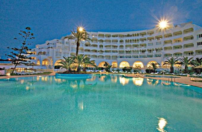 фото отеля Delphin El Habib 4*