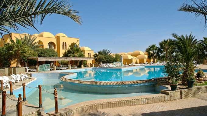 Отель Hotel Le Royal Hammamet 5*