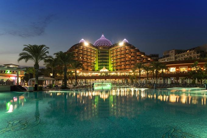 Фото отеля Delphin Imperial Hotel 5*