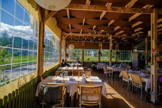 Ресторан Monte Kemer в Кемере