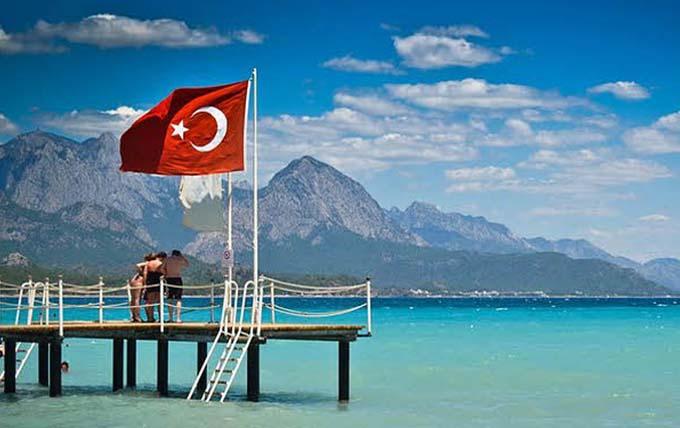 Отдых на море в Турции в 2017 году